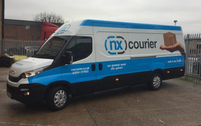 Top Reasons Customers Use NX Courier