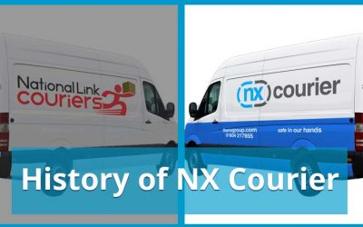 History of the Northamptonshire Courier Service
