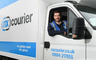 Delivering Every Day: 30 Years of NX Courier